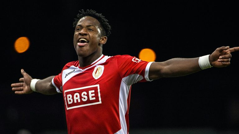 Michy Batshuayi: Signs for Marseille