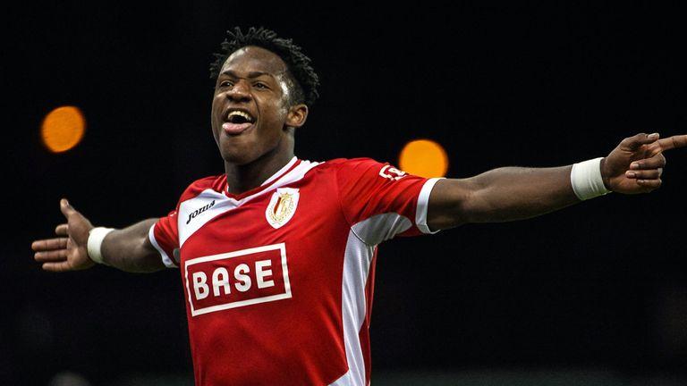 Michy Batshuayi: Signs for Marseille