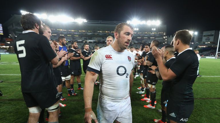 Chris Robshaw: Still confident of Test series win in New Zealand