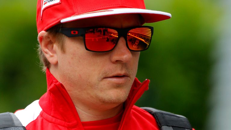 Kimi Raikkonen: Says he'll 'probably' retire at end of Ferrari contract