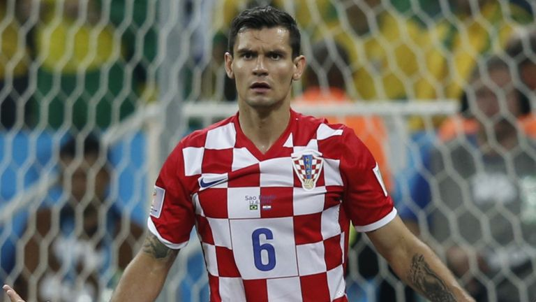 Dejan Lovren: Southampton holding out for £25m for Croatia international