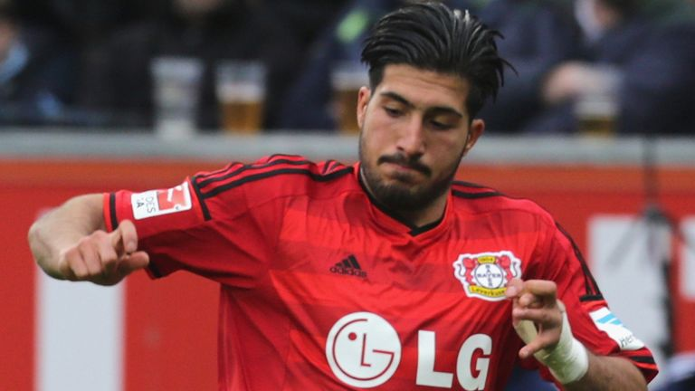 Emre Can: Liverpool have agreed a deal for Germany U21 international