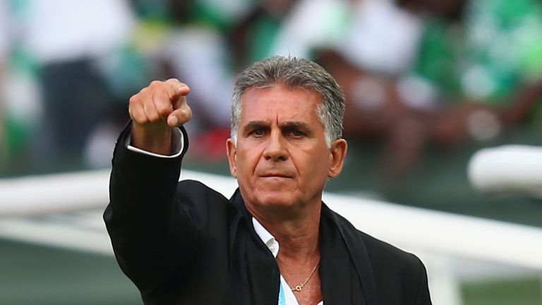 Carlos Quieroz: Stepping down as Iran boss after the World Cup
