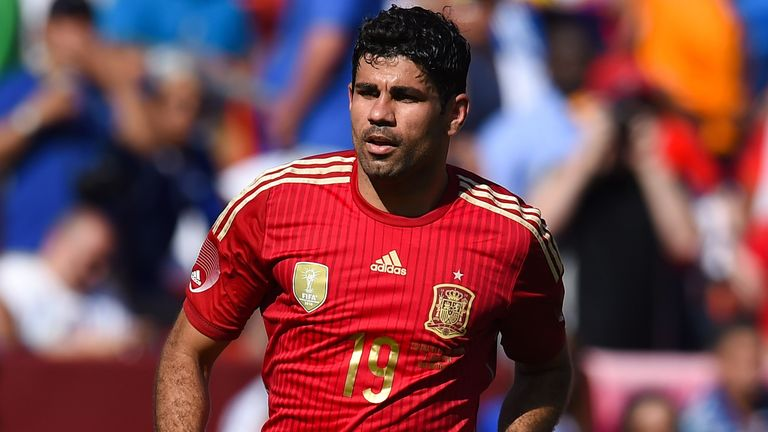 Diego Costa: Staying focused on the World Cup