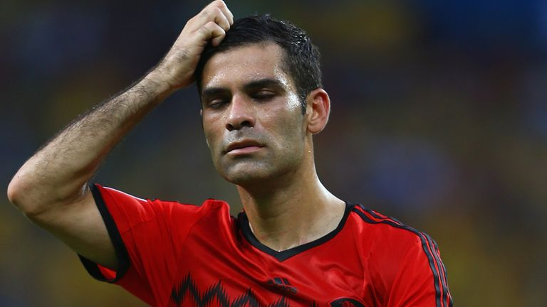 Rafael Marquez: Signs for Hellas Verona