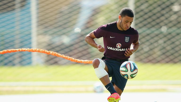 Alex Oxlade-Chamberlain: Returned to training this week but not fit to face Uruguay