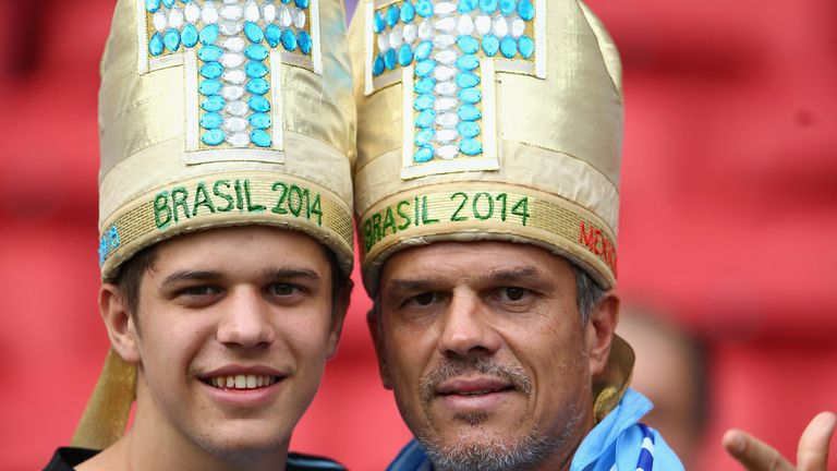 2014 World Cup: are supporters witnessing the best in history?