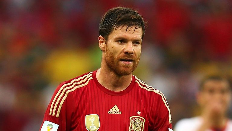 Xabi Alonso: Spain star yet to decide on international future
