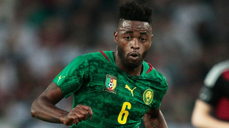 Alex Song: Barcelona midfielder is heading back to London