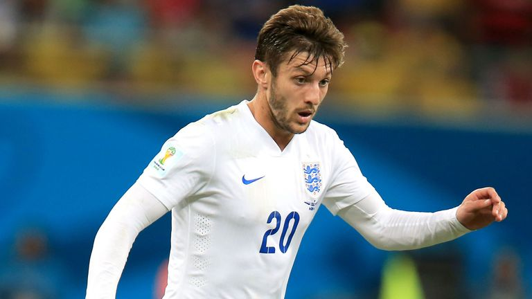 Adam Lallana: On his way to Liverpool