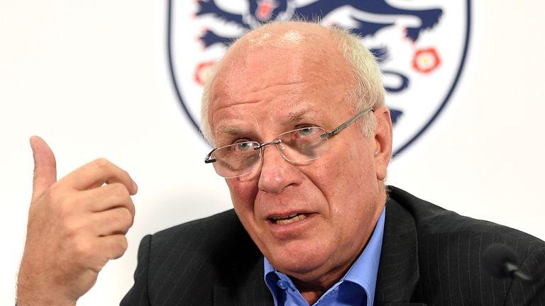 FA Chairman Greg Dyke: We're too white, too male