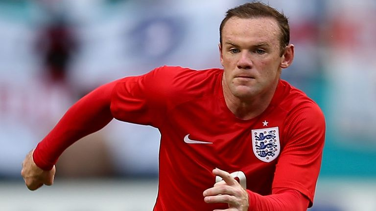 Wayne Rooney: Played 45 minutes of friendly against Honduras