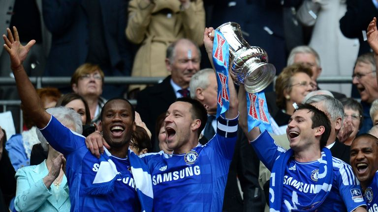 With Frank Lampard leaving Stamford Bridge, Chelsea will be bolstered by another senior figure