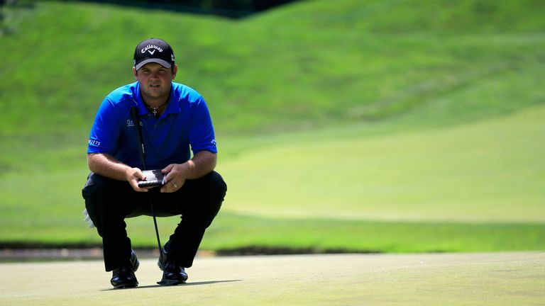 Patrick Reed: American mixed three birdies with three bogeys in third round