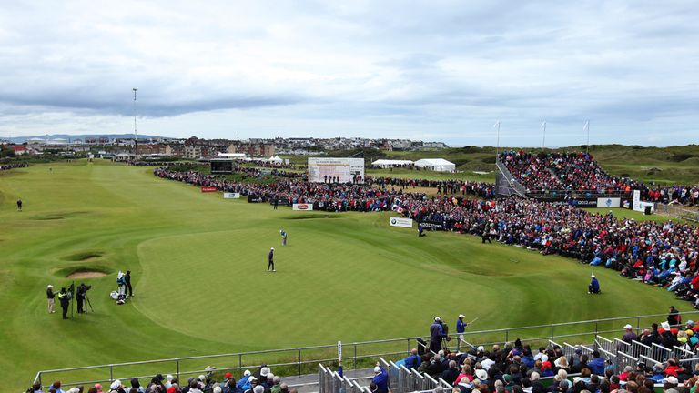 Royal Portrush: Northern Ireland course staged the Open Championship in 1951