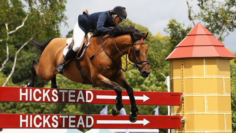 Hickstead Derby: all the thrills and spills live on Sky Sports