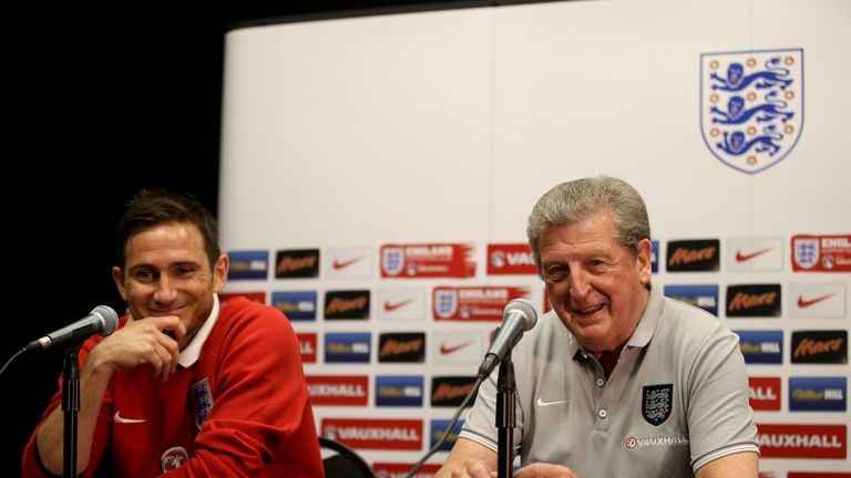 Roy Hodgson: With regret I accept and understand the decision he's made.