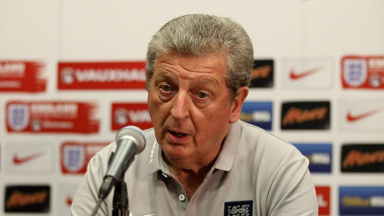 Roy Hodgson: Will field a much changed side against Ecuador