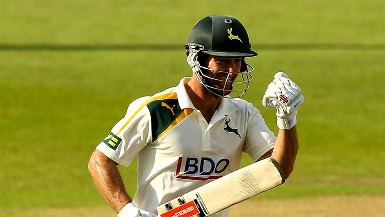 Phil Jacques: Finished unbeaten as Nottinghamshire wrapped up a seven-wicket win