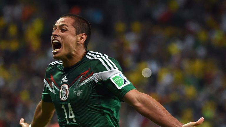 Javier Hernandez: Future at Manchester United remains uncertain