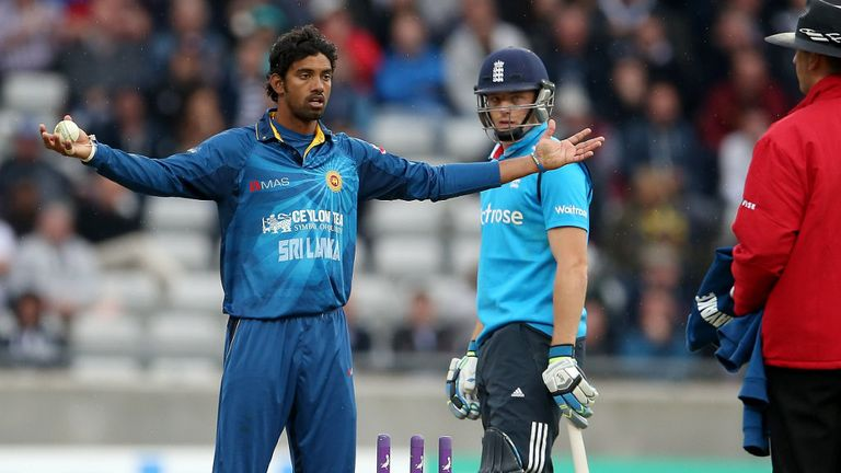 Jos Buttler: England batsman was at the centre of a controversial dismissal