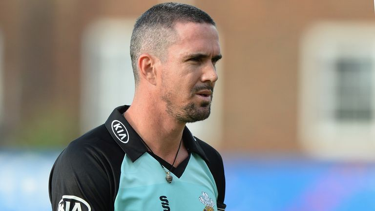 Kevin Pietersen: Feared he would never again play in front of a full house at Lord's