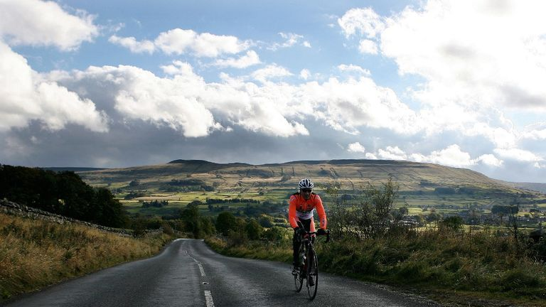 Stage two contains nine categorised climbs (Picture: Bradley Ormesher)