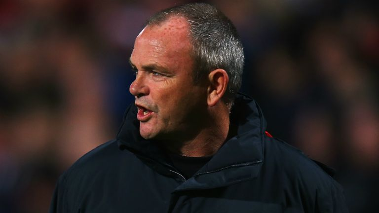 Mark Anscombe: Has left Ulster head coaching role