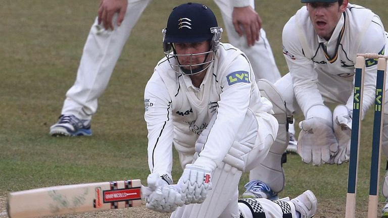 Gareth Berg: The Middlesex all-rounder requires shoulder surgery