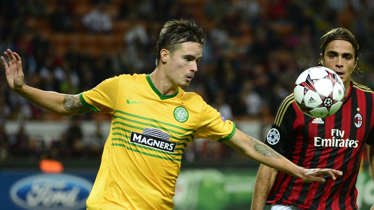 Mikael Lustig: Excited by Ronny Deila's arrival