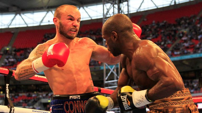 Kevin Mitchell: Staged thrilling late fighback