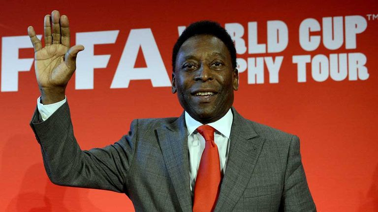 Pele: Backing Roy Hodgson - and Brazil