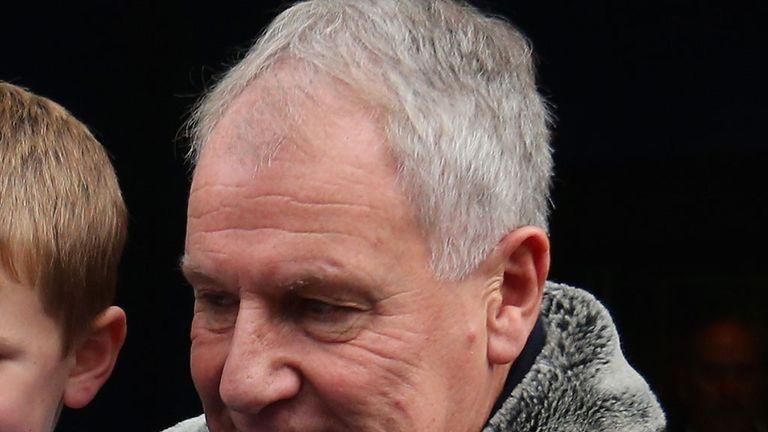 Joe Royle: Returning to Everton