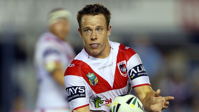 Sam Williams: Has joined Catalan Dragons till the end of the Super League season
