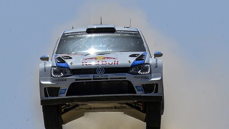 Sebastien Ogier: Successful in Poland