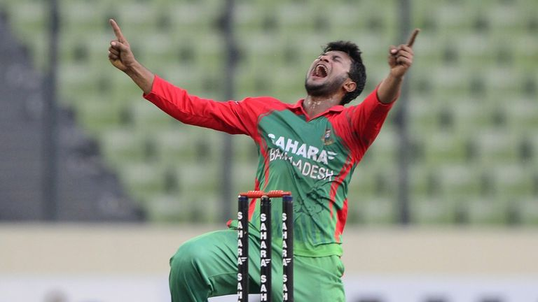 Shakib Al Hasan: Apologised for 'immature' behaviour