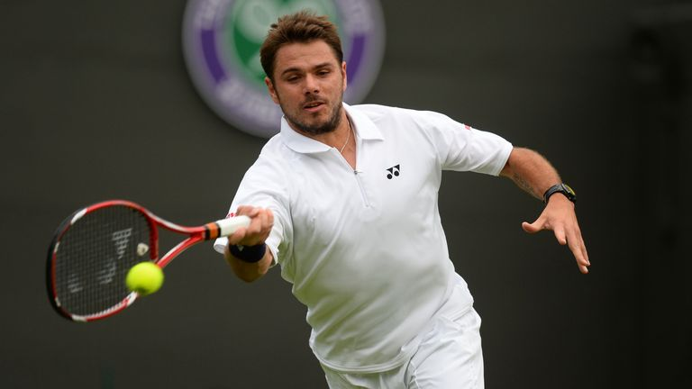 Wawrinka could struggle to make a deep impact at SW19