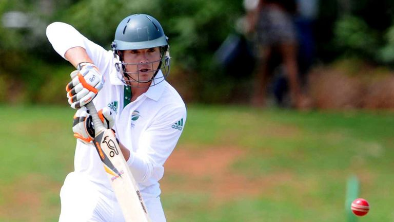 Stiaan van Zyl: South Africa call up uncapped batsman