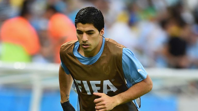 Luis Suarez: Linked with Barcelona and Real Madrid yet again