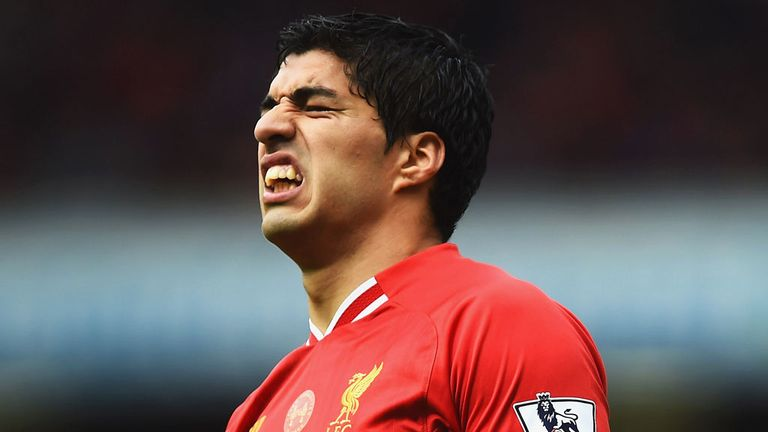 Luis Suarez: Has brought fresh 'shame' on Liverpool says Phil Thompson