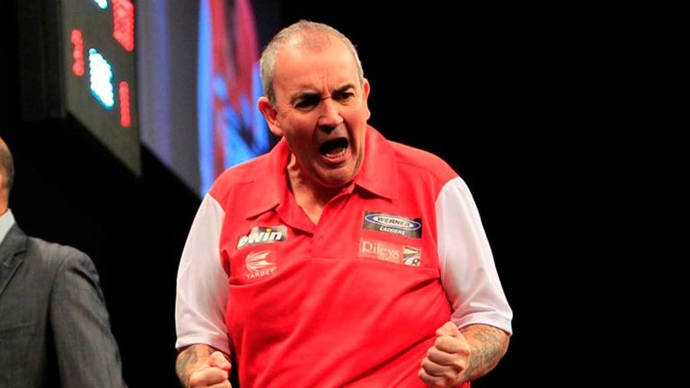 Taylor: was last in action on Sky Sports at the World Cup