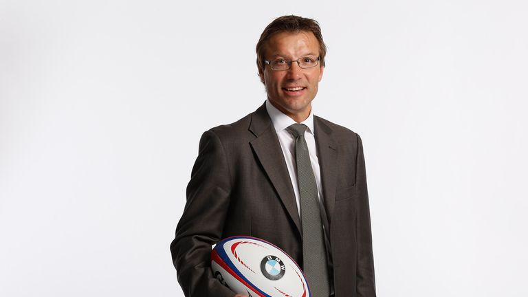 Rob Andrew: RFU Professional Rugby Director