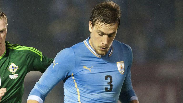 Sebastian Coates: Uruguay defender joins Sunderland