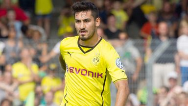 Ilkay Gundogan: On his way back from lengthy injury