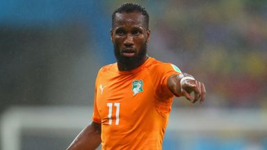 Didier Drogba: Striker ends Ivory Coast career