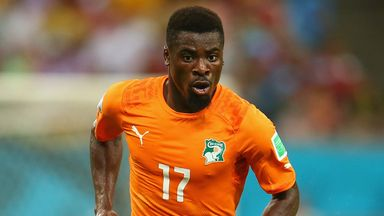 Serge Aurier: Ivory Coast star joins PSG