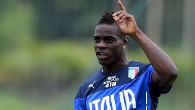 Balotelli: if he moved to Liverpool would he get into the first team?