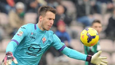 Norberto Neto: Hoping to agree fresh terms at Fiorentina