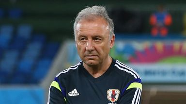 Alberto Zaccheroni: Has quit as Japan coach