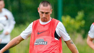 Scott Brown: The Celtic captain is fit again following a hamstring injury.